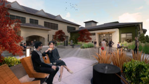 San Ramon Campus Rendering